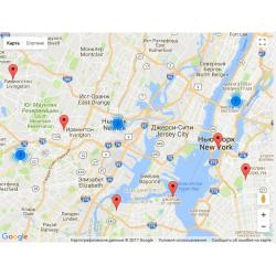 Обновление Google Maps Pro